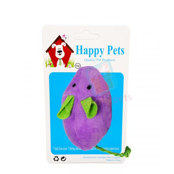 Happy Pets Plush Cat Toy, (1 pc.)