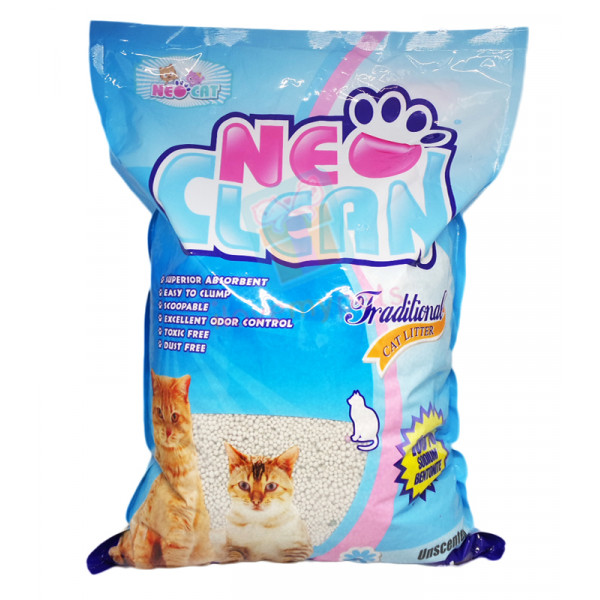 Neo Clean Clumping Cat Litter 10L