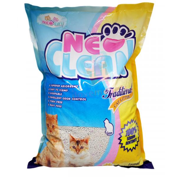 Neo Clean Clumping Cat Litter 5L