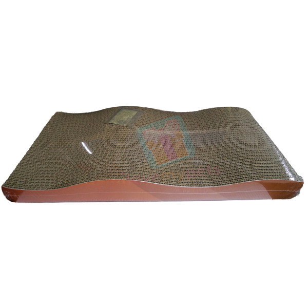 Happy Pets Cat Scratching Pad Lounge Bed...