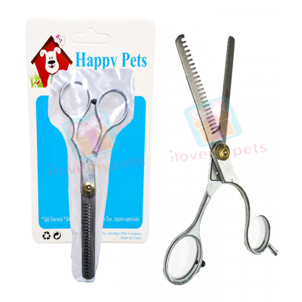 Happy Pets Lightweight Tooth Scissors fo...