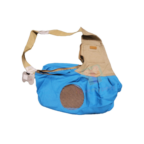 Cotton Bag Pet Carrier Sling