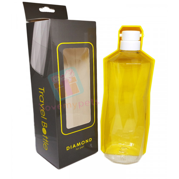 Carno Diamond Travel Bottle, 750 ml (For...