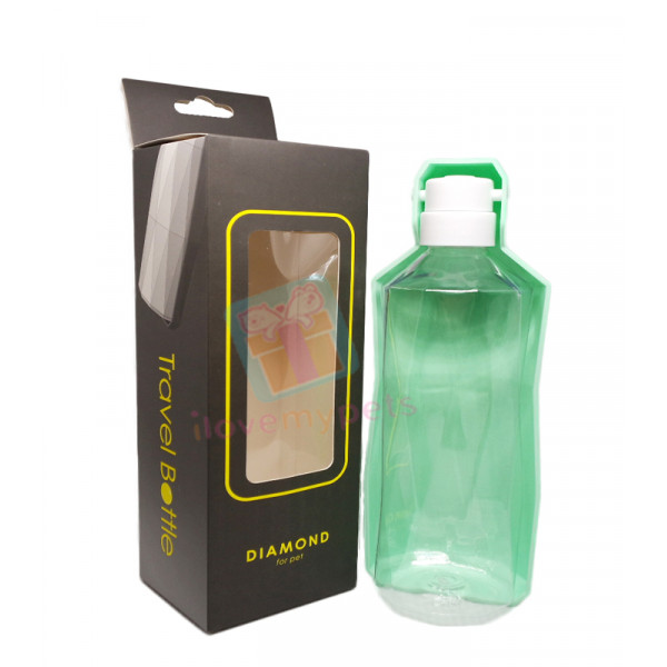 Carno Diamond Travel Bottle, 500 ml (For...