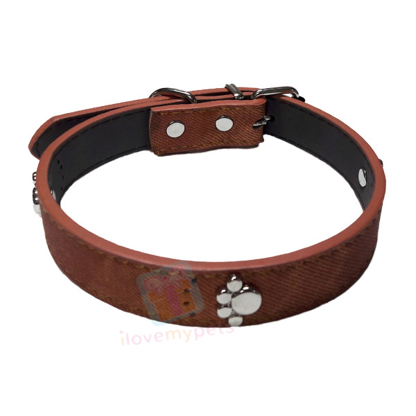 Happy Pets Collar, Soft Faux Leather  2 ...