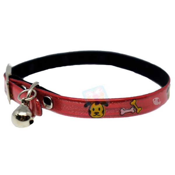 Happy Pets Dog Collar w/ Bell, Dog &...