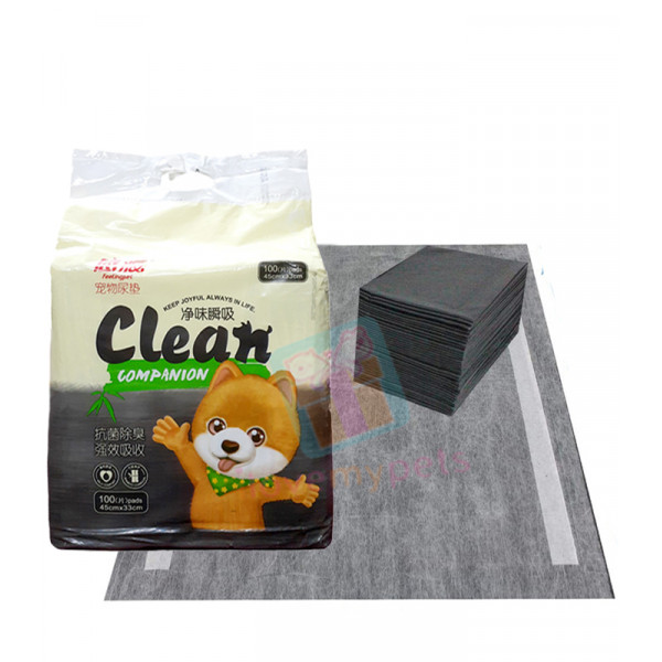 Thxpet Clean Companion Charcoal Pet Pads, Small (Repacked) (1pc.)