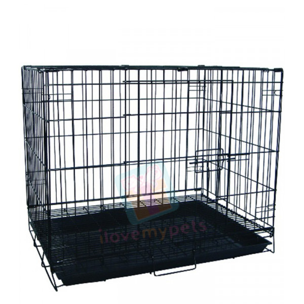 Happy Pets Wire Cage, Large