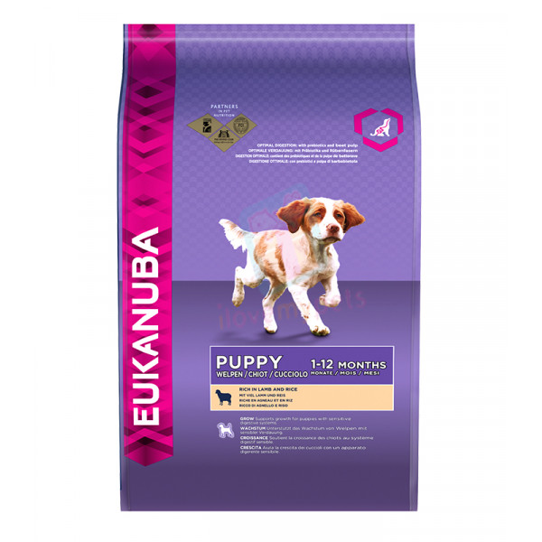 Eukanuba Lamb & Rice Puppy