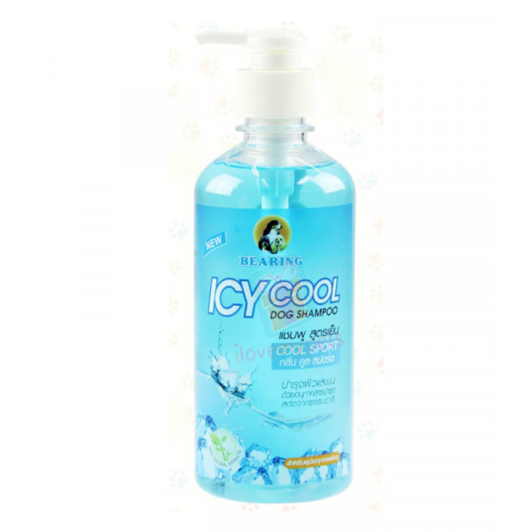 Bearing Icy Cool Shampoo Cool Sport Scen...