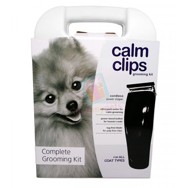 Calm Clips Grooming Kit