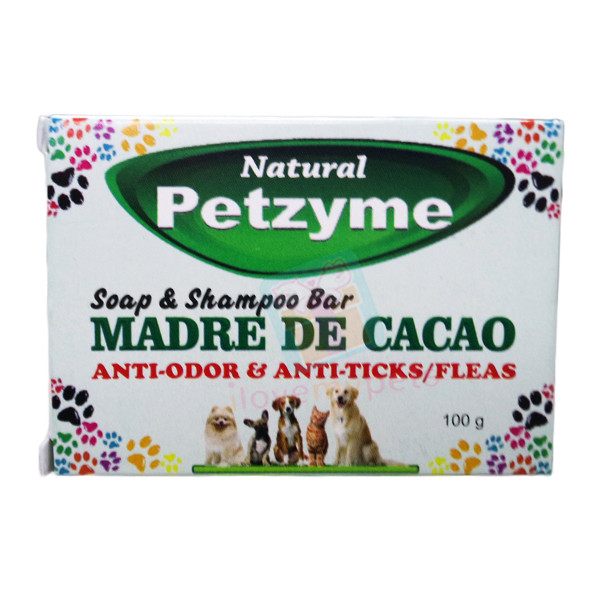 Petzyme Soap & Shampoo Bar Madre De ...