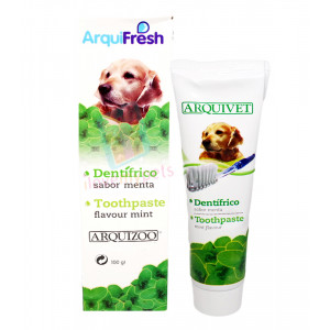 ArquiFresh Toothpaste, 100 grams, Minty ...