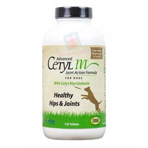 Response Advanced Cetyl M, 120 tablets...