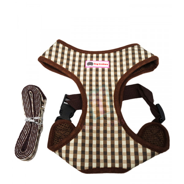 Dog Brothers Super Comfy Checkered Cotto...