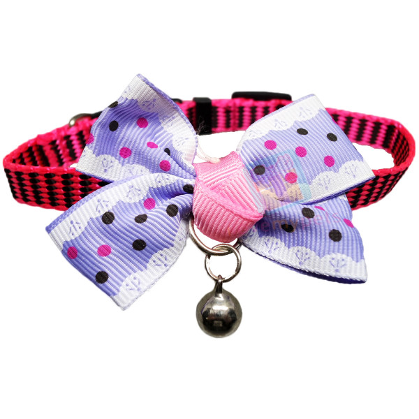 Fp Pet Collar W/ Bell 1 cm
