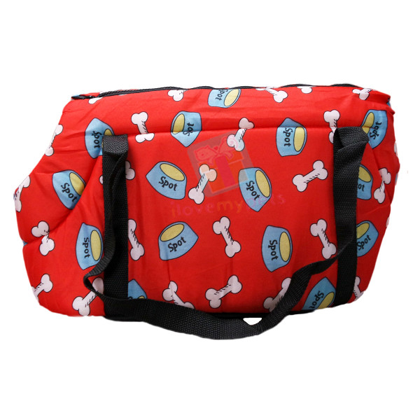 Pet carrier, water resistant fabric, sma...