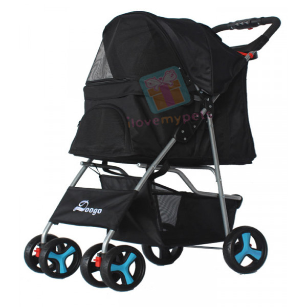Dogoo Pet Lightweight Stroller