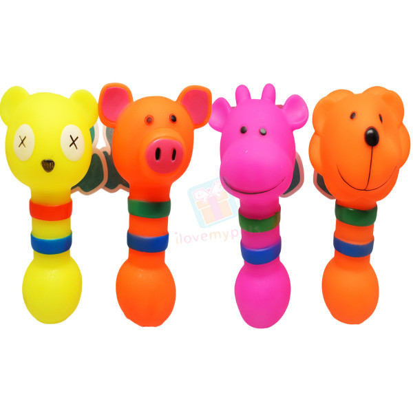 FP Colorful  Squeaky Vinyl Toy