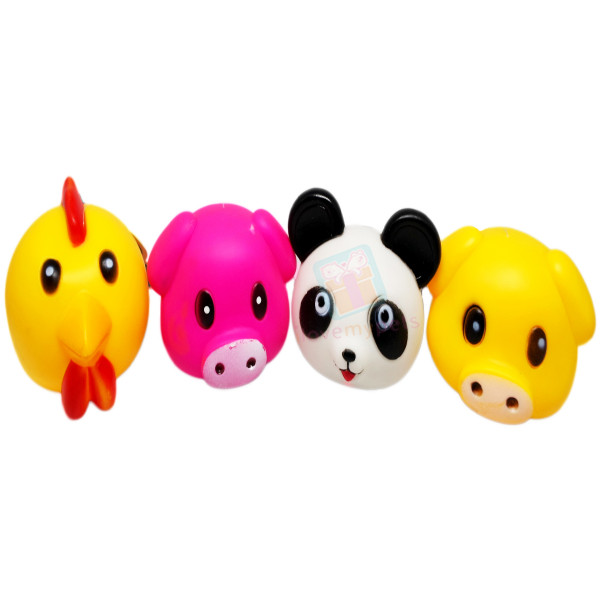 FP Animal Shape Squeak Toy