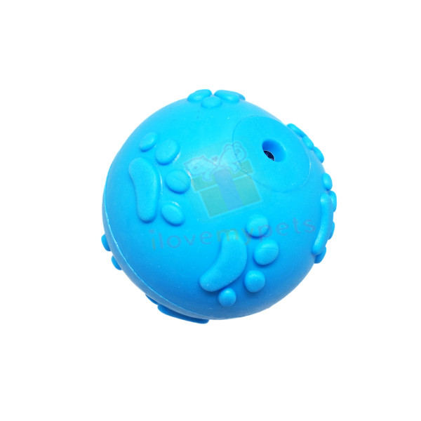 Happy Pets Dog Squeaks Paw Design (Small...