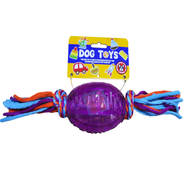 Colorful Color Braided Toy, Football