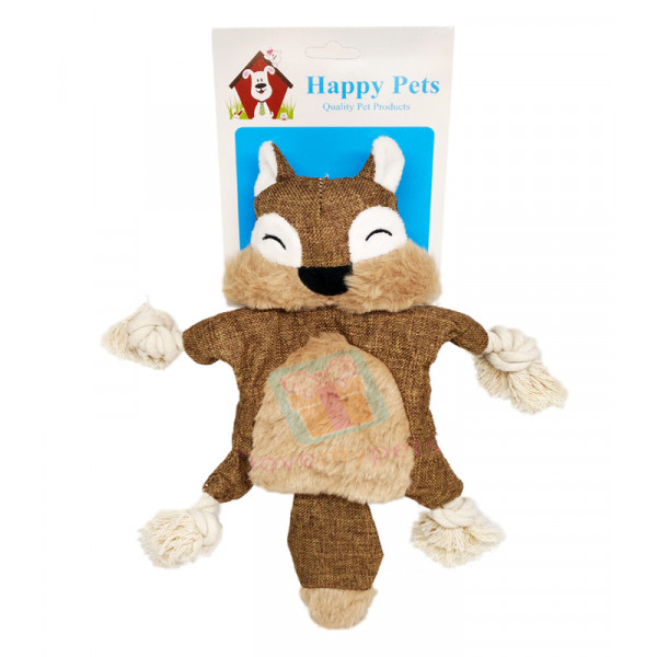 Happy Pets Animal Crackle w/ Squeak and ...