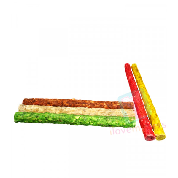 Happy Pets Rawhide Sticks (5 pcs.)