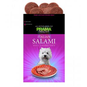 Prama Dog Treats, Salami 70g