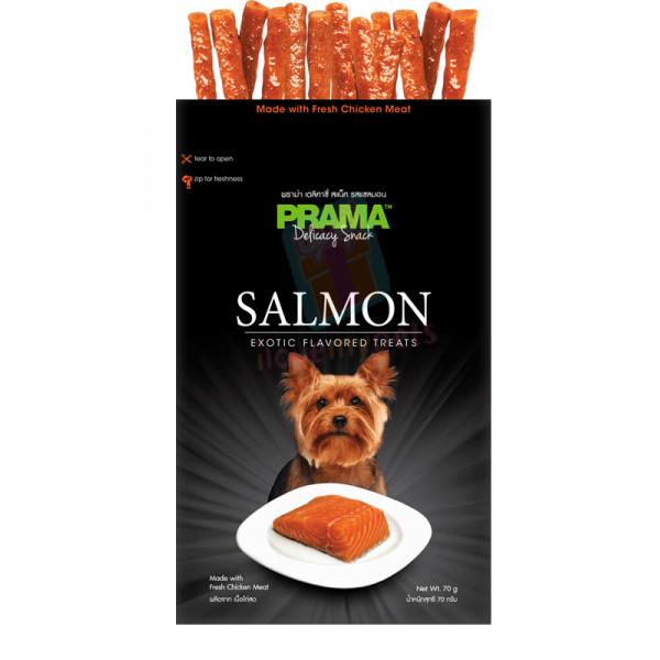 Prama Dog Treats, Atlantic Salmon 70g