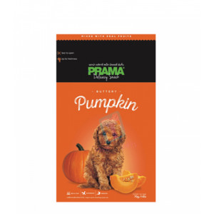 Prama Dog Treats, Pumpkin 70g