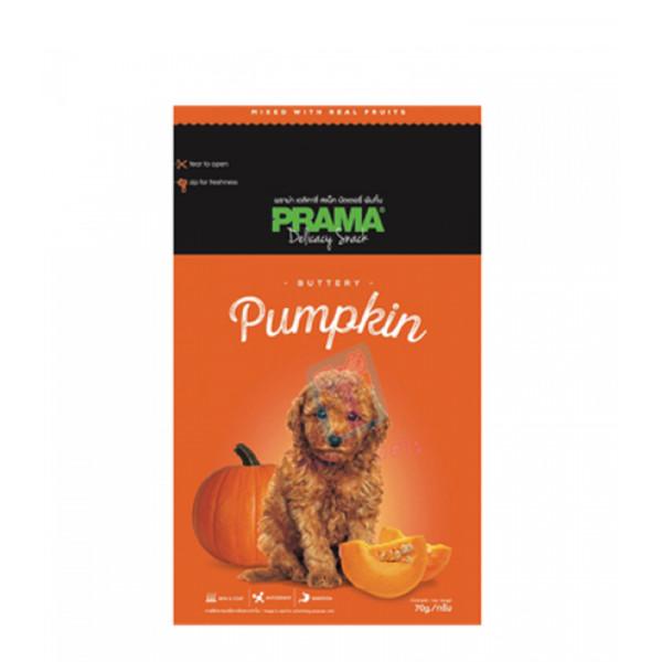 Prama Dog Treats, Pumpkin 70g