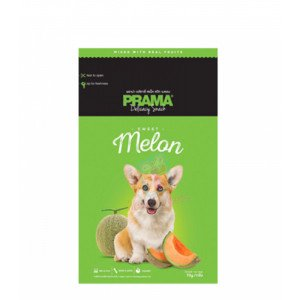 Prama Dog Treats, Melon 70g