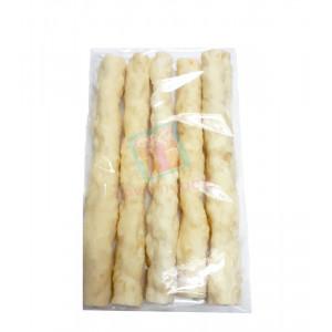 Rawhide Dog Treats Milk Sticks (5 pcs.)...