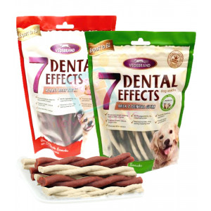 Vegebrand 7 Dental Effects Dog Treats Tw...