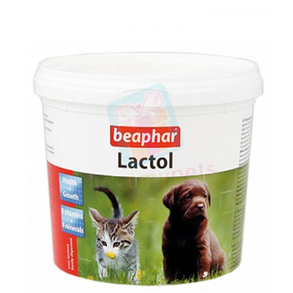 Beaphar Lactol Milk for Puppies/Kittens 250g