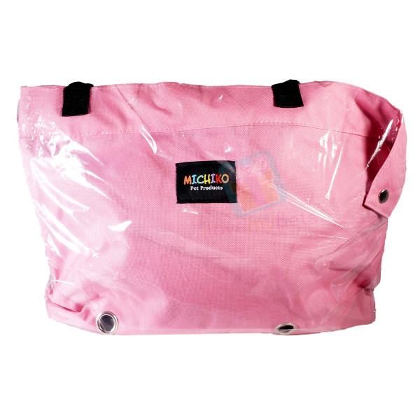 Michiko Classic Soft Tote Bag 42x20x25 c...