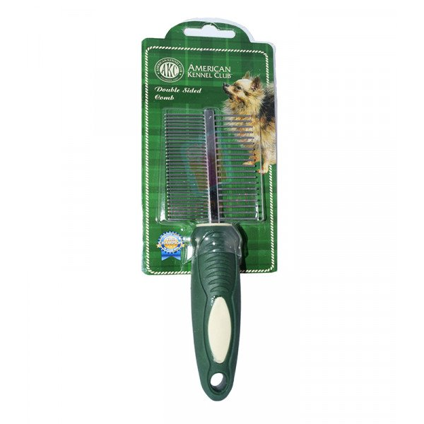 American Kennel Club  double sided comb