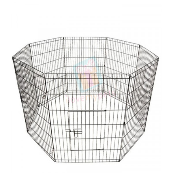 8 panel Exercise pen PL 3.5 (107cmX61cmX...