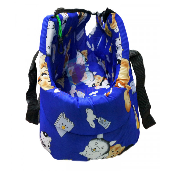 Pet carrier, water resistant fabric, large