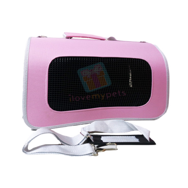 Happy Pets Dog/Cat Carrier w/ Front Draw...