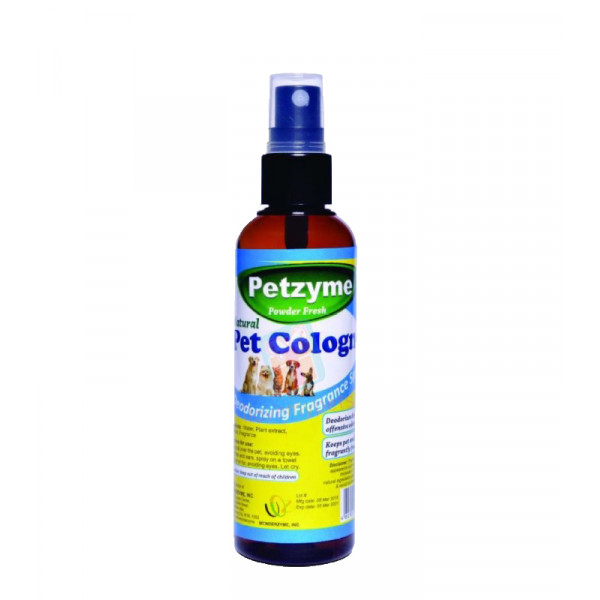 Petzyme Pet Cologne, Fragrance Spray, 10...