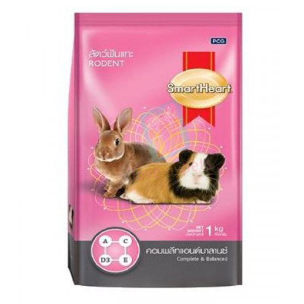 Smart Heart Rodent Food, 1kg