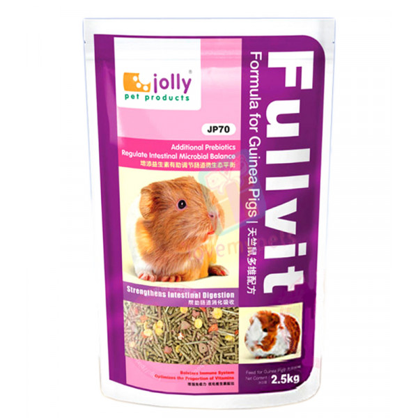 Jolly Guinea Pig Food, 1kg