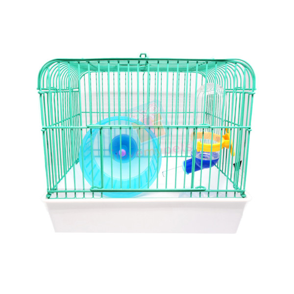One Level Hamster Cage - Small w/ Water ...