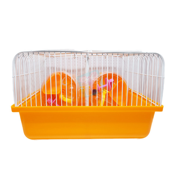 Happy Pets  Hamster Cage W/ Divider, Sma...
