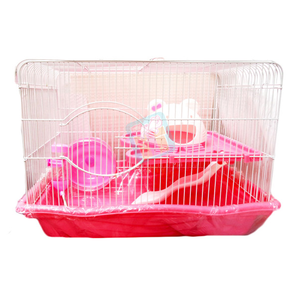 Happy Pets  Hamster Cage, Kitty House De...