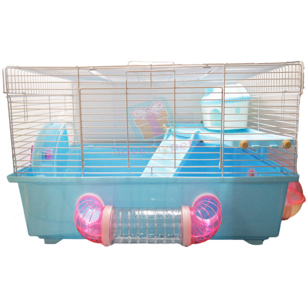 Happy Pet Big Hamster House w/ Tubing an...