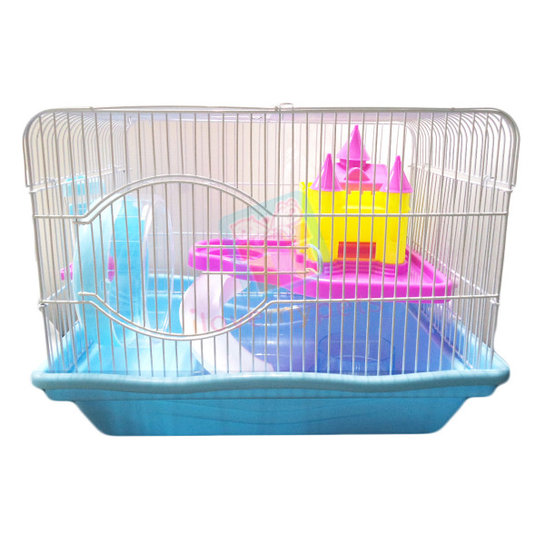 Happy Pets  Hamster Cage, Castle Home De...