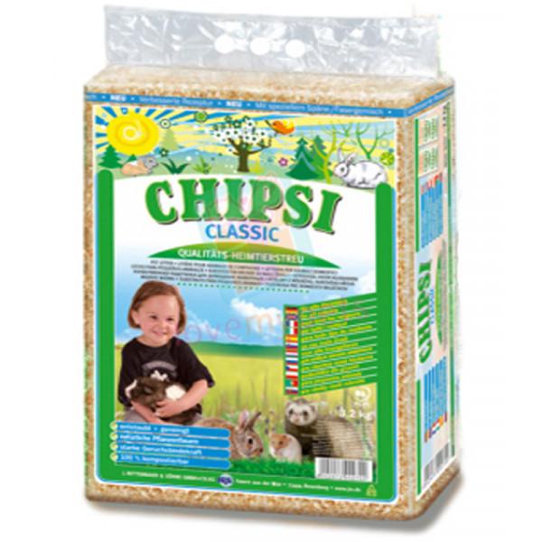 Chipsi Organic bedding 3.2 kg. (classic,...